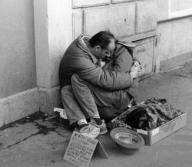 Homeless men
