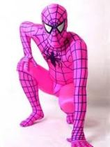 Pink Spiderman