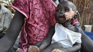 Flyktingkris i Sydsudan
