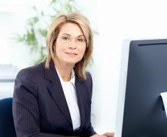 Kvinnlig företagare