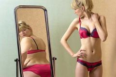 Anorexic beauty ideals
