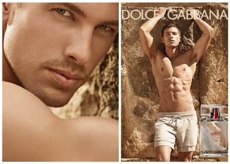 Dolce & Gabbana commercial