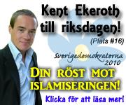Kent Ekeroth
