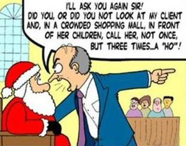 Santa Claus ho-ho-ho